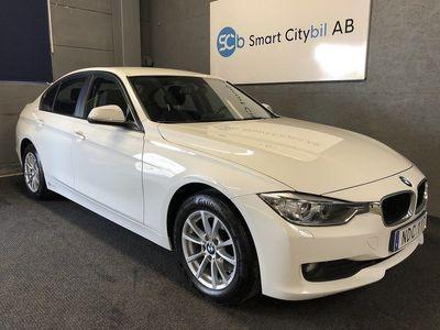 begagnad BMW 320 d Sedan 184hk 12 mån GARANTI