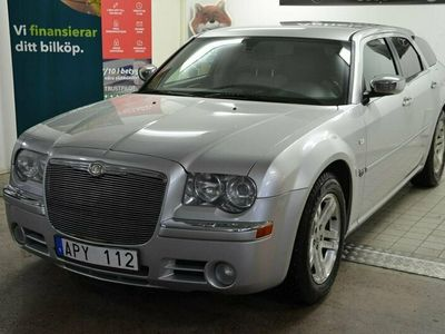begagnad Chrysler 300C Touring 2.7 V6 Automat 193hk Svensksåld