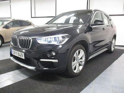 begagnad BMW X1 xDrive18d Euro 6 150 hk
