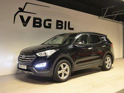 begagnad Hyundai Santa Fe 2.2 CRDi 4WD 7-sits 200hk
