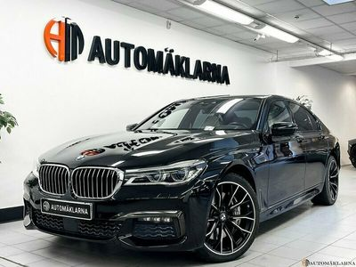 begagnad BMW 750 i xDrive M Sport, Executive 450hk Full Utr