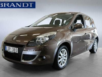 begagnad Renault Scénic 1,5 dCi 95hk Expression