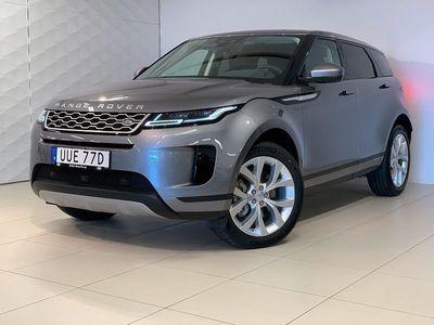 begagnad Land Rover Range Rover evoque D180 hk SE Sign