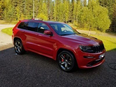 begagnad Jeep Grand Cherokee srt -15