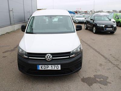 begagnad VW Caddy SKÅP EU6 TDI 75HK PROLINE