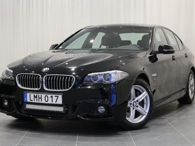 begagnad BMW 530 dA xDrive Sedan M-Sport Euro 6 258hk -14