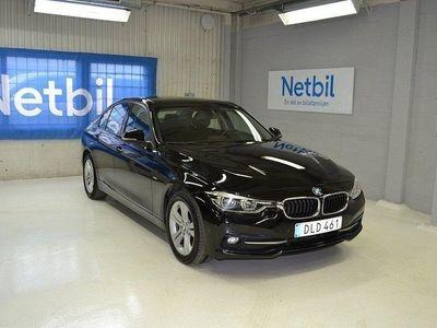 begagnad BMW 320 d Sportline 190hk Drag