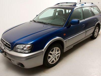 begagnad Subaru Outback 2.5 Automat 4WD Drag, GDS-bil