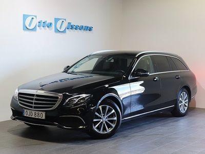 begagnad Mercedes E220 Exclusive Aut, Drag, Nav