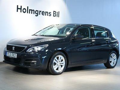 begagnad Peugeot 308 5d Active PT 1.2 130hk Aut8 Apple CarPlay