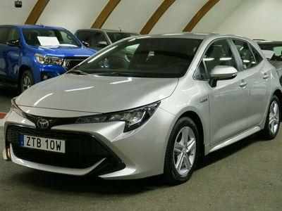 begagnad Toyota Corolla Hybrid HSD Active