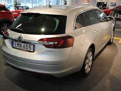 begagnad Opel Insignia Sports Tourer Business 170hk 4x4 A6