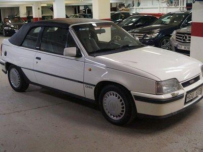 brugt Opel Kadett GSI 2,0 I CAB -87