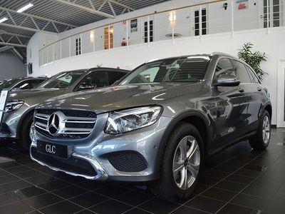 begagnad Mercedes 250 GLC-Klass4MATIC Suv