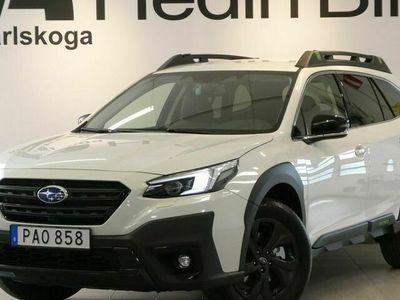 begagnad Subaru Outback 2.5I CVT 4WD X - Fuel Field
