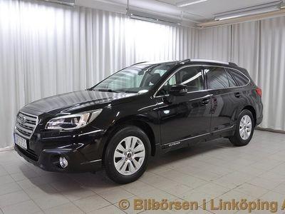 begagnad Subaru Outback 2.0D CVT Bränslevärmare