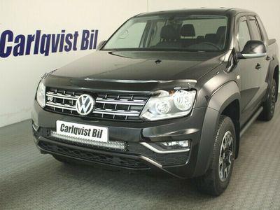 begagnad VW Amarok Dubbelhytt V6 204HK 4x4 Navi Aut Flak Canyon