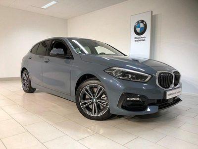 begagnad BMW 120 d xDrive 5D Aut / Navigation / HiFi