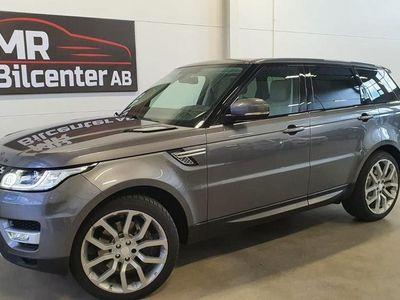 begagnad Land Rover Range Rover Sport 3.0 (292hk) Aut HSE SDV6 4WD