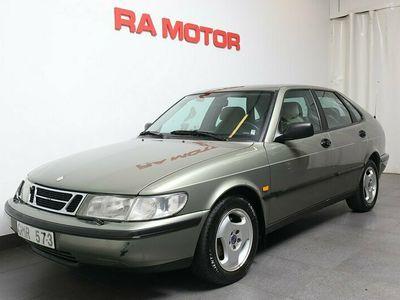 begagnad Saab 900 2,0i SE 130hk 5dr Motorv/Dragkrok