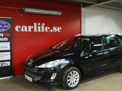 gebraucht Peugeot 308 SW 1.6 THP Automat 2010, Kombi 59 900 kr