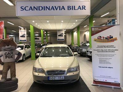 begagnad Volvo V70 2.5T AWD Automat Classic DRAG