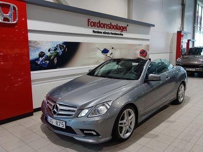 brugt Mercedes 250 E-KLASSCDI Cab AMG 204HK