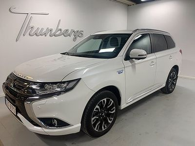 begagnad Mitsubishi Outlander P-HEV PHEV Business / Dragkrok / Vinterhjul / Automat / 4WD