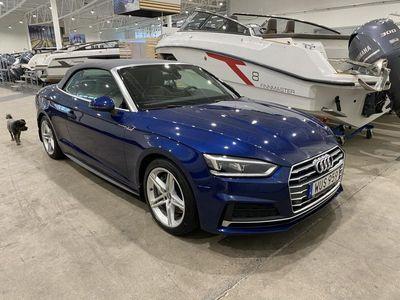 begagnad Audi A5 Cabriolet