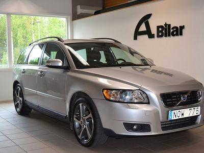 gebraucht Volvo V50 1.8 Flexifuel Business Edition -08