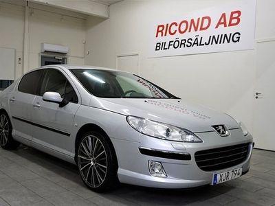 begagnad Peugeot 407 SEDAN 2.2 163HK 19TUM