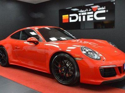 begagnad Porsche 911 Carrera 4 GTS 2220001