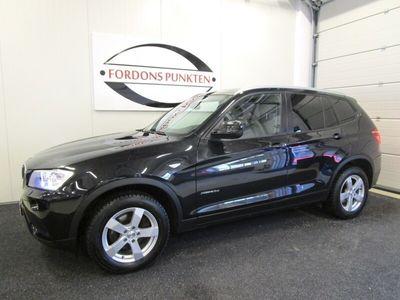brugt BMW X3 xDrive20d 20d xDrive Aut Drag 6500mil 184hk