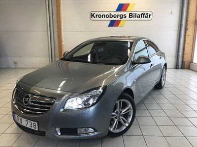used Opel Insignia Limousine HB