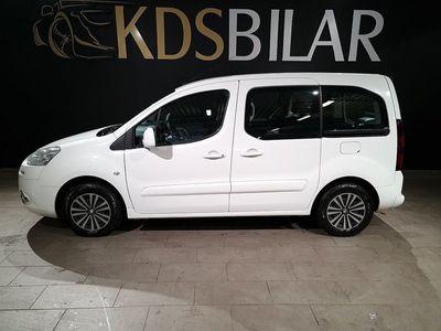 begagnad Peugeot Partner Tepee 1.6 HDi 114hk 5-sits Drag