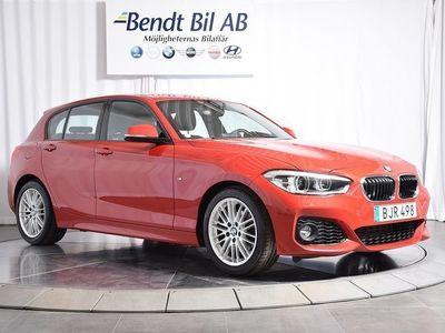 begagnad BMW 118 i M Sport / Läder / 1790 mil