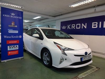 begagnad Toyota Prius 1.8 VVT-iHybrid CVT Executive GP