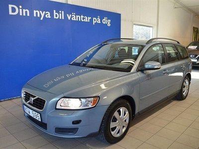 begagnad Volvo V50 1.8flexifuel (125hk)