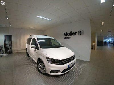 gebraucht VW Caddy Maxi Comfortline 2.0TDI EU6 -19