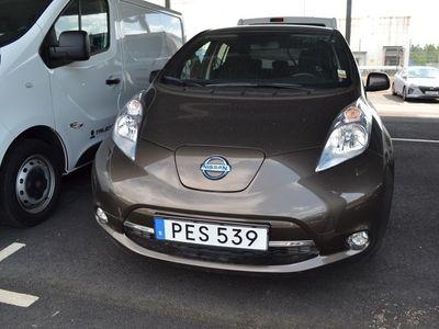 begagnad Nissan Leaf 30 kWh Acenta Navi Kamera