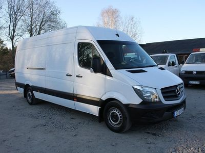 used Mercedes Sprinter 316CDi Auto Extra Lång -16