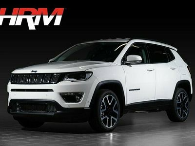 begagnad Jeep Compass Limited PHEV 1,3 190hk AT6 4xe