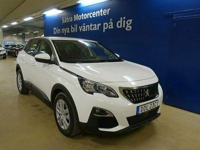 begagnad Peugeot 3008 Active 1.2 PureTech EAT Euro 6 130hk