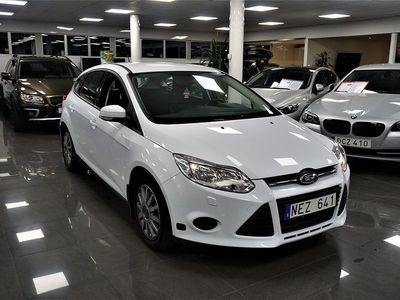 begagnad Ford Focus 1.6 Ti-VCT Flexifuel 120hk