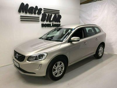 begagnad Volvo XC60 D3 150 Hk Kinetic Classic FWD