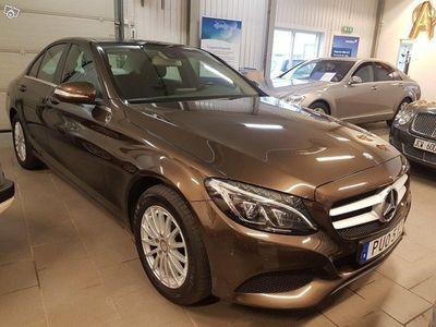 begagnad Mercedes C220 BlueTEC Euro 6 170hk -15