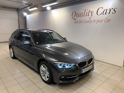 begagnad BMW 320 D XDRIVE TOURING SPORT LINE EU6 190hk
