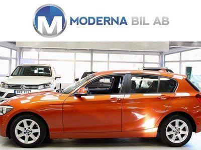 begagnad BMW 118 d AUT 143HK PDC BLUETOOTH