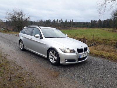 begagnad BMW 320 d e91 ev bytes