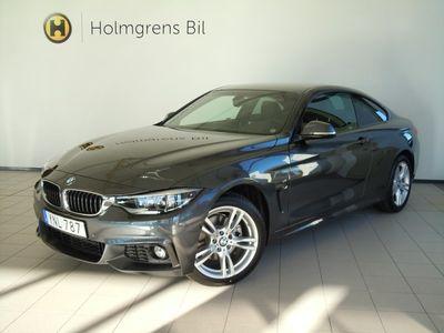 begagnad BMW 420 d xDrive Coupé M Sport Automat Navigation